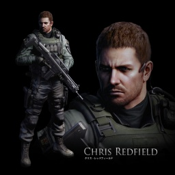 Chris Redfield -
