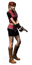 Claire Redfield -