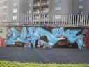 AmoreOne - Pilsen Legal wall by Maurone