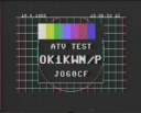 ATV test OK1KWN(1989)