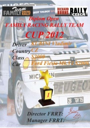 Open Family Racing Cup 2012_ 1. S2000