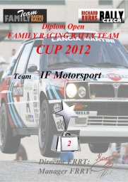 Open Family Racing Cup 2012_ 2. IF Motorsport