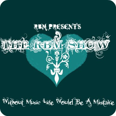 The RBM Show - 41st Episode